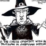#7 Mueller probe of Trump begins.