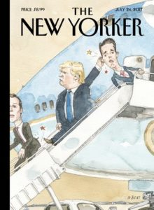 The New Yorker Donald Trump Jr