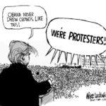 #3: Three million protestors…